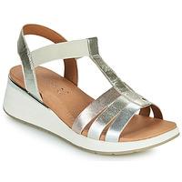 Shoes Women Sandals Caprice 28308-970 Silver