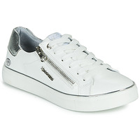 Shoes Women Low top trainers Dockers by Gerli 44MA205-591 White