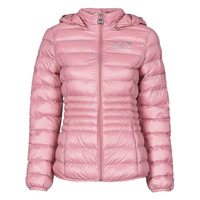 material Women Duffel coats Emporio Armani EA7 8NTB23-TN12Z-1436 Pink