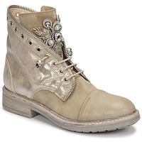 Shoes Women Mid boots Fru.it 6850-480-IVORY Beige