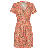 material Women Short Dresses One Step REY Red