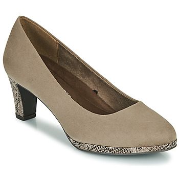 Shoes Women Court shoes Marco Tozzi 2-22409-35-347 Taupe