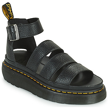 Shoes Women Sandals Dr Martens CLARISSA II QUAD Black