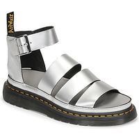 Shoes Women Sandals Dr Martens CLARISSA II Silver