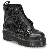 Shoes Women Mid boots Dr Martens SINCLAIR Black
