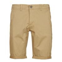 material Men Shorts / Bermudas Teddy Smith SHORT CHINO Beige