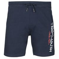 material Men Shorts / Bermudas Teddy Smith MICKAEL Marine