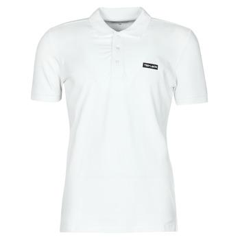 material Men short-sleeved polo shirts Teddy Smith P-NARK White