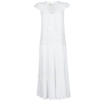 material Women Long Dresses Rip Curl LAYLA MAXI DRESS White