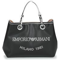 Bags Women Handbags Emporio Armani BORSA SHOPPING Black