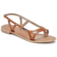 Shoes Women Sandals Les Tropéziennes par M Belarbi ISATIS TAN