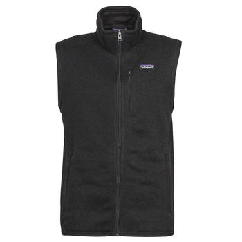 material Men Fleeces Patagonia M's Better Sweater Vest Black