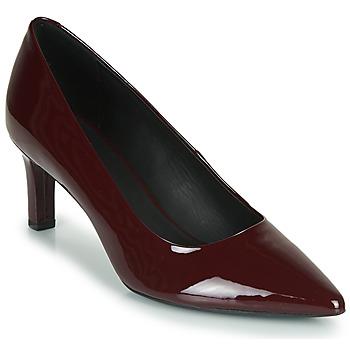 Shoes Women Court shoes Geox D BIBBIANA Bordeaux