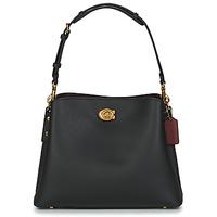 Bags Women Shoulder bags Coach WILLOW Black