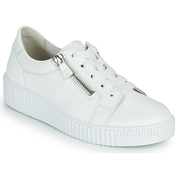 Shoes Women Low top trainers Gabor 6333421 White