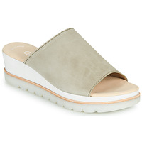 Shoes Women Mules Gabor 6464319 Taupe