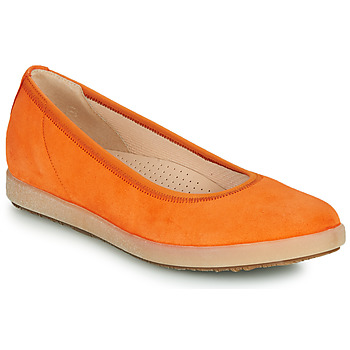 Shoes Women Ballerinas Gabor 6245032 Orange