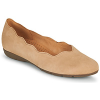 Shoes Women Ballerinas Gabor 6416614 Caramel