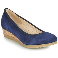 Shoes Women Ballerinas Gabor 6264146 Blue