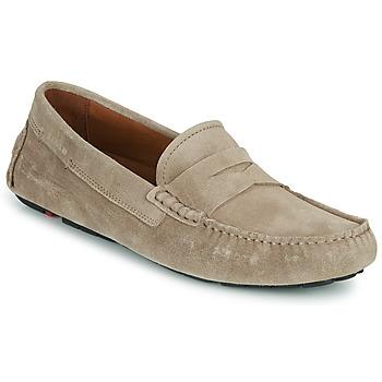 Shoes Men Loafers Lloyd EMIDIO Beige