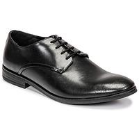 Shoes Men Derby shoes Clarks STANFORD WALK Black