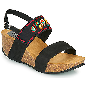 Shoes Women Sandals Desigual LEO BEADS Black