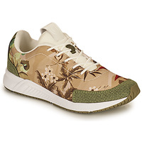 Shoes Women Low top trainers Desigual RUNNER Kaki