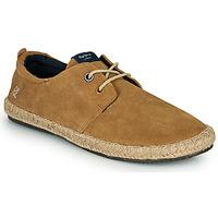 Shoes Men Espadrilles Pepe jeans TOURIST C-SMART Beige