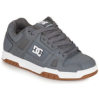 Shoes Men Skate shoes DC Shoes STAG Grey / Gum
