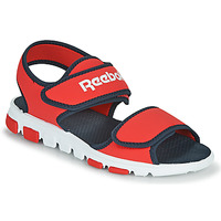 Shoes Children Sports sandals Reebok Sport WAVE GLIDER III Red / Black