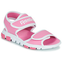 Shoes Children Sports sandals Reebok Sport WAVE GLIDER III Pink