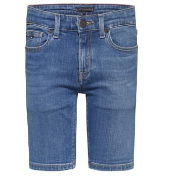 material Boy Shorts / Bermudas Tommy Hilfiger KAHUI Blue