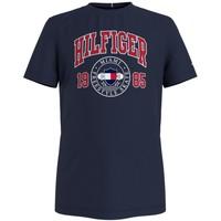 material Boy short-sleeved t-shirts Tommy Hilfiger CRISA Marine