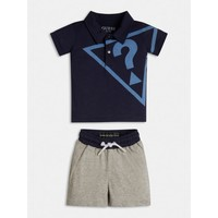 material Boy Sets & Outfits Guess I1RG07-K6XN0-DEKB Multicolour