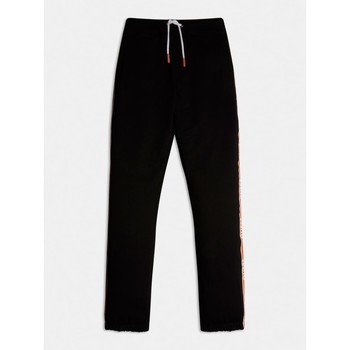 material Boy Tracksuit bottoms Guess L1RQ03-KA6R0-JBLK Black