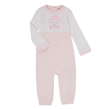 material Girl Sleepsuits Guess H1RW02-KA6W0-FTP4 Pink