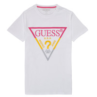 material Boy short-sleeved t-shirts Guess H1RJ05-K8HM0-P66P White