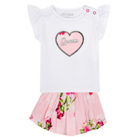 material Girl Sets & Outfits Guess A1GG10-K6YW1-TWHT Multicolour