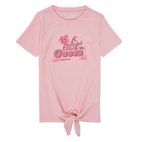 material Girl short-sleeved t-shirts Guess K1GI16-K6YW1-G600 Pink