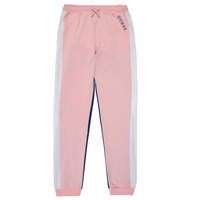 material Girl Tracksuit bottoms Guess J1RQ04-KA6R0-G600 Pink / Marine