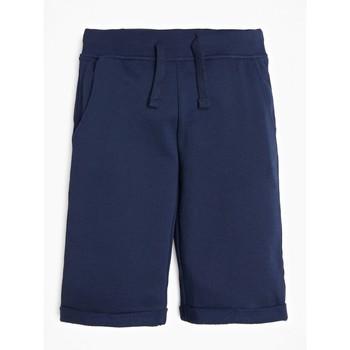 material Boy Shorts / Bermudas Guess L93Q25-K5WK0-C765 Marine