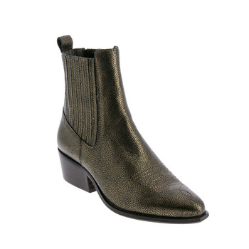 Shoes Women Mid boots André COCHITI Bronze