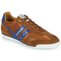 Shoes Men Low top trainers Pantofola d'Oro VASTO UOMO LOW Brown