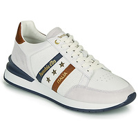 Shoes Men Low top trainers Pantofola d'Oro ASCOLI RUNNER UOMO LOW White