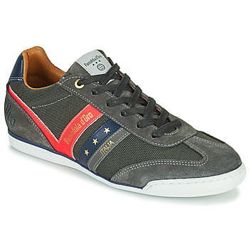 Shoes Men Low top trainers Pantofola d'Oro VASTO N UOMO LOW Grey