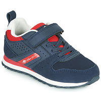 Shoes Children Low top trainers Umbro JADER VLC Blue / Red