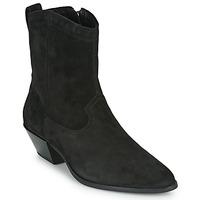 Shoes Women Ankle boots Vagabond Shoemakers EMILY Black