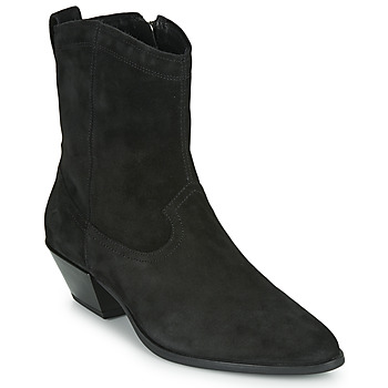 Shoes Women Ankle boots Vagabond EMILY Black