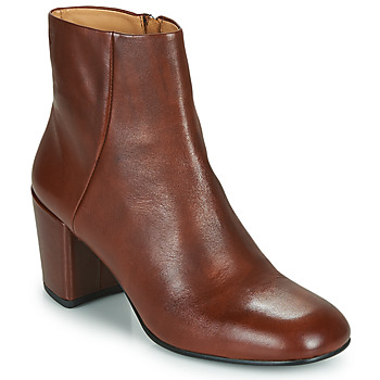 Shoes Women Ankle boots Vagabond MELINA Cognac