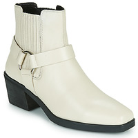 Shoes Women Ankle boots Vagabond SIMONE White